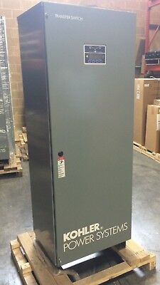 Automatic Transfer Switch, 150AMP, Closed Transtion, Kohler Model KCC-DMTA-0150B
