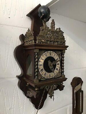 Dutch Wall Clock.