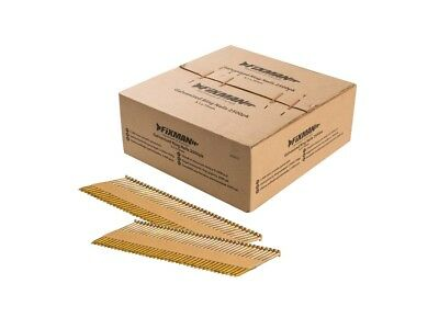 752681 Fixman Pack Of 2500 2.9 x 65mm Galvanised Ring Nails