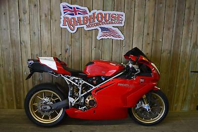 Ducati 999'S Mono, Stunning rare bike, dripping with spec,SAVE £500 NOW £6500