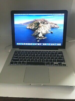 Apple Macbook A1181 2.0GHZ 160gb HDD 2GB RAM OS 10.7 New Charger