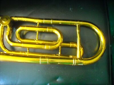 King Concert 3 B with F Attachment Trombone