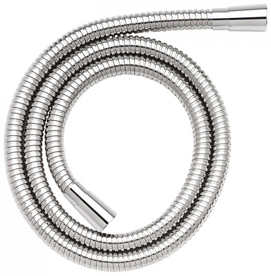 Croydex Essentials Reinforced Stainless Steel Shower Hose, 1.75 m