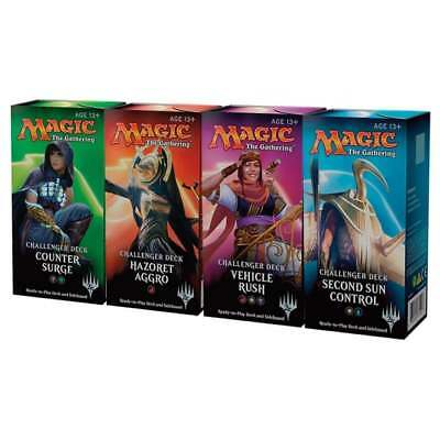 Magic the Gathering Challenger Deck - Set of 4 (1 of Each Deck) **PRE ORDER**