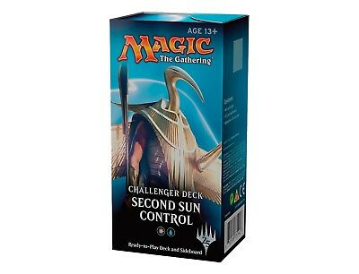 Magic the Gathering Challenger Deck - Second Sun Control **PRE ORDER**