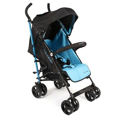 Chic 4 Baby Buggy Leni light blue