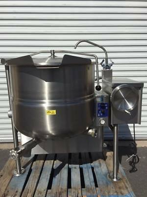 Cleveland 40 Gallon Steam-Jacketed Tilting Kettle Model KGL-40-T in Natural Gas