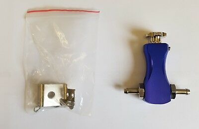 Manual Turbo Boost Controller Adjuster - BLUE