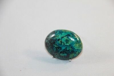Natural Azurit Cabochon , Edelsteine 27x20x6mm,  33ct. (5)