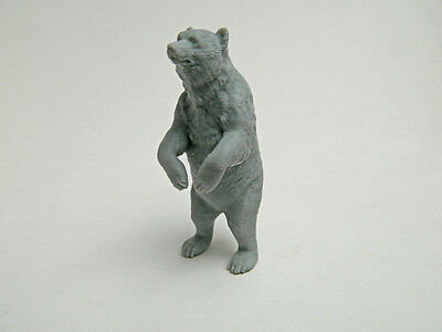 Cave bear Standing 1/35 scale 3d plastic Model super hard to find!!