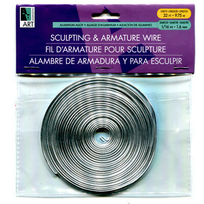 Armature Wire 1/16In X32Ft Coil