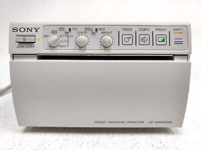 Sony UP-895MDW Video Graphic Printer with Power Cord