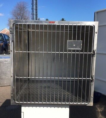 Shor-line stainless steel cages/kennel