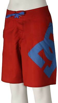 DC Boy's Lanai Essential Boardshorts - Tango Red - New
