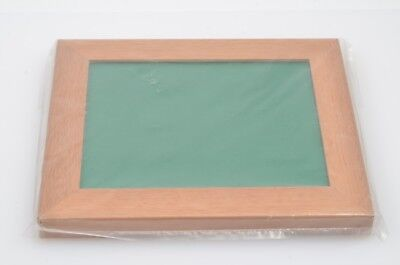 """NEW GORGEOUS ~7.5"""" x 9.5"""" OPENING 12.5"""" x 10.75"""" CONTACT PRINTING FRAME, FELT"""
