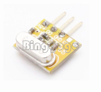RXB14 433Mhz Superheterodyne Wireless Receiver 3.3V-5.5V for Arduino/AVR