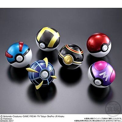 Pokemon Pocket Monsters Ball Collection ULTRA (Premium Bandai Limited) F/S Japan