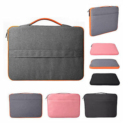 """Laptop Sleeve Case Carry Bag Pouch For 11.6"""" 13.3"""" 15.4"""" Macbook Dell Notebook"""