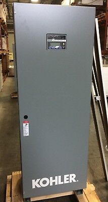 Automatic Transfer Switch, 225AMP, Programmed, Kohler Model KCP-AMTA-0225S