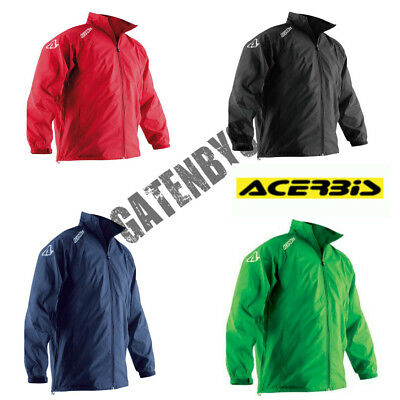 Acerbis 100% Waterproof Jacket Motorcycle Motocross Enduro Trials Golf MTB MX