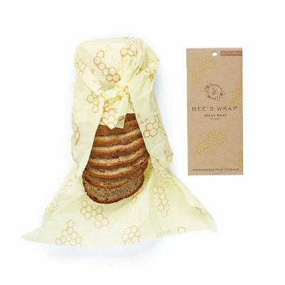 Bees Wrap Bread Wrap - Sustainable/Reusable Food Wrap - Honeycomb Design