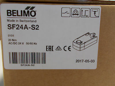 Belimo SF24A-S2