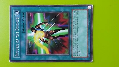 Return of the Doomed Spell Card Yugioh Trading card Game Konami Used English