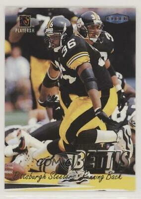 1997 NFL Players Party (Stay Cool in School) Jerome Bettis (Fleer) Football Card