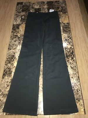 87efcc6b WOMENS BLACK UNDER Armour UA Studio Yoga Pants XS NWT Workout Breathable  Fitted