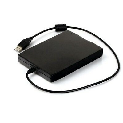 "1.44Mb 3.5"" USB External Portable Floppy Disk Drive Diskette FDD for Laptop EW"