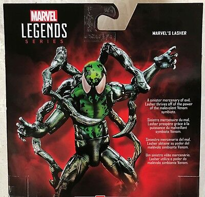 Marvel Legends Spider-Man Series Lasher Loose (No Lizard BAF Piece)