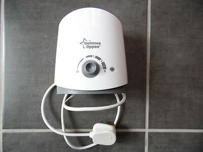 Tommy Tippee Bottle Warmer FREE DELIVERY Used Good Condition