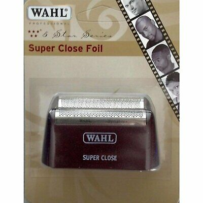 Wahl Shaver/Shaper Replacement SILVER Foil - Model 7031-400