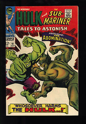 Tales to Astonish #91 8.0 OW/W pgs High Grade Original Owner Collection