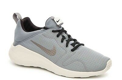 competitive price 4a826 8f334 NIKE KAISHI 2.0 Light Gray Blue Mens Running Shoes Sneakers MEN Size 9.5