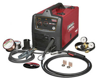 Lincoln SP-180T Wire Feed Mig Welder 220 Volt 180 Amp- Reconditioned U2689-2
