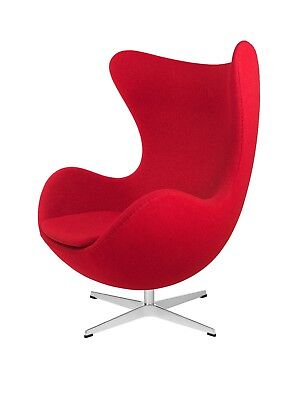 Fritz Hansen Original Egg Chair Von Arne Jacobsen