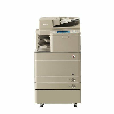 Canon Imagerunner Advance C5255 All in one Copier Printer Scan MFP Color