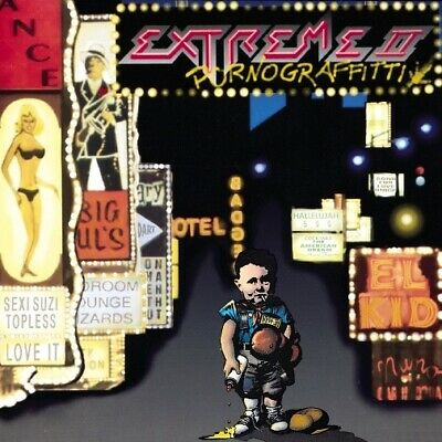 Extreme Pornograffitti MOV 180gm vinyl LP NEW/SEALED