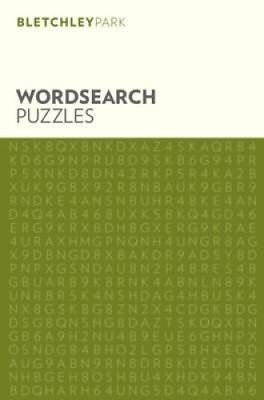 Bletchley Park Wordsearch Puzzles by Arcturus Publishing 9781784044091