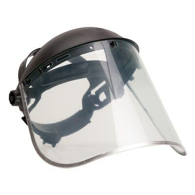 Portwest Face Shield Visor Screen Mask Guard Protection Flip Up Adjustable PW96