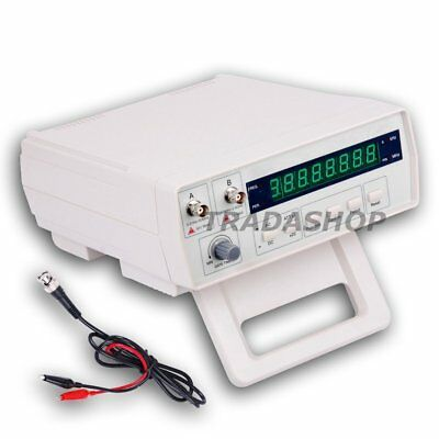 1PC VICTOR Radio High Frequency Counter RF Meter 0.01Hz-2.4GHz Professional