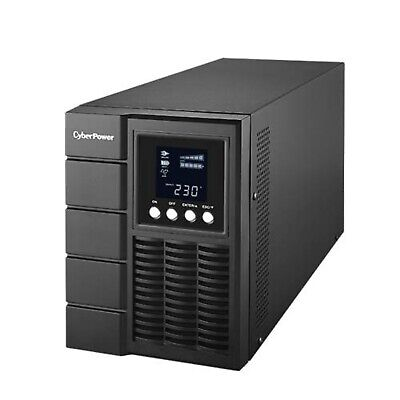 CyberPower Online S Series OLS1500E Tower 1500VA/1200W LCD UPS
