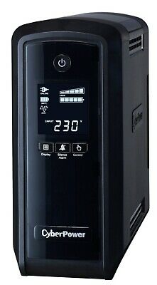 CyberPower PFC Sinewave 900VA/540W (10A) Tower UPS w/LCD CP900