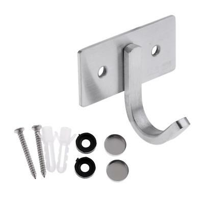 Heavy Duty Stainless Steel Wall Mounted Hook Hanger Holder for Boat Kitchen