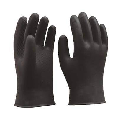 RED Latex Rubber Elbow Gloves Small  2nd  BIN