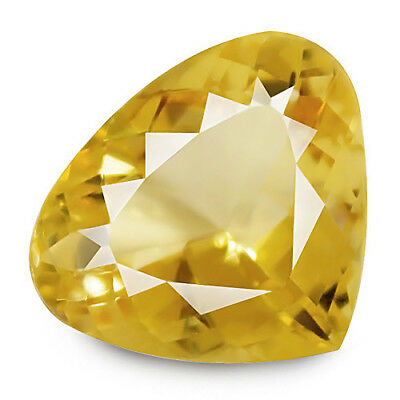 14.23ct Flawless 100% Natural earth mined top quality golden yellow color beryl