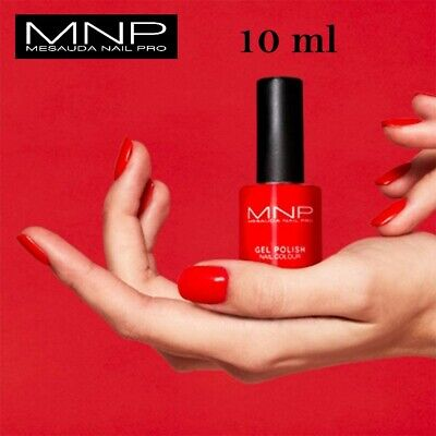 MESAUDA SMALTI SEMIPERMANEMTE GEL POLISH 10ml NAILS PREZZO MIGLIORE