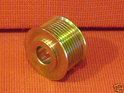 2-GROOVE PULLEY FOR DELCO ALTERNATOR FITS ALLIS CHALMERS CRAWLERS 650 650 653