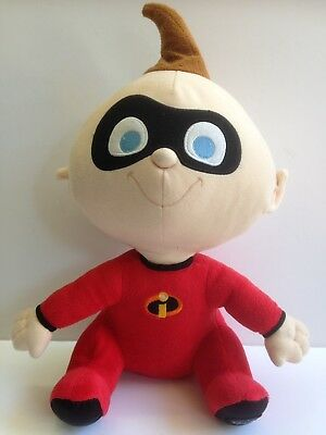 """THE INCREDIBLES  Baby Jack Plush Soft Toy - Disney Store Exclusive 16"""""""